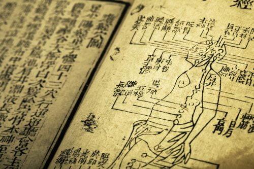 chinese medicine script